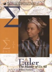 Euler : The Master of Us All, Paperback