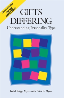 Gifts Differing : Understanding Personality Type, Paperback Book