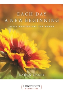 Each Day a New Beginning : Daily Meditations for Women, Paperback
