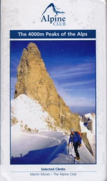 The 4000m Peaks of the Alps - Selected Climbs, Paperback