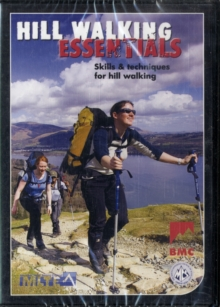 Hill Walking Essentials : Skills and Techniques for Hill Walking, DVD