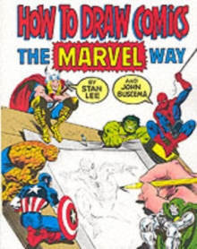 "How to Draw Comics the ""Marvel"" Way, Paperback"