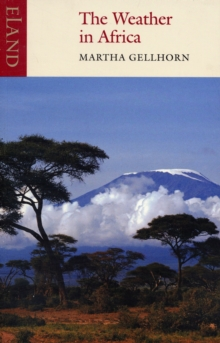 Weather in Africa, Paperback Book