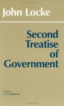 Second Treatise of Government, Paperback