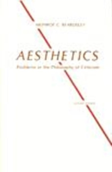Aesthetics : Problems in the Philosophy of Criticism, Paperback