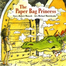 The Paper Bag Princess, Paperback