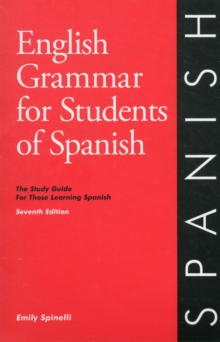 English Grammar for Students of Spanish - 5th Edition, Paperback