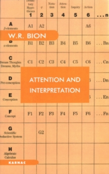 Attention and Interpretation, Paperback