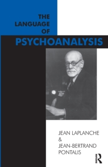 The Language of Psychoanalysis, Paperback