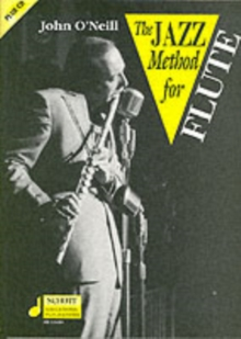 Jazz Method for Flute, Mixed media product Book