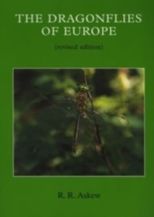 Dragonflies of Europe, Paperback