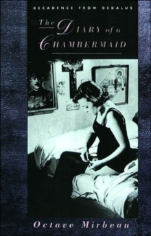 The Diary of a Chambermaid, Paperback Book
