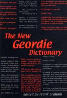 The New Geordie Dictionary, Paperback