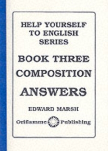 Composition : Answers, Paperback Book