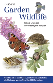 Guide to Garden Wildlife, Paperback