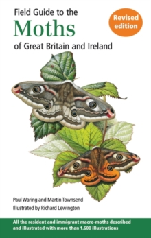 Field Guide to the Moths of Great Britain and Ireland, Hardback Book