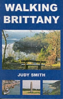 Walking Brittany, Paperback Book