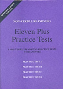 Non-verbal Reasoning 11+ Practice Tests : Multiple Choice Tests A to D, Loose-leaf