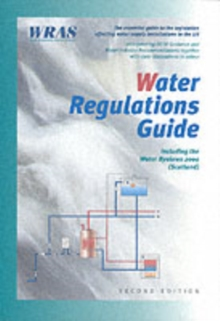 Water Regulations Guide, Paperback Book