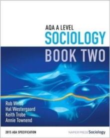 AQA A Level Sociology : Book 2, Paperback
