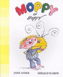 Moppy is Happy, Paperback Book