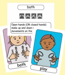 Let's Sign BSL Flashcards : Early Years and Baby Signs (British Sign Language), Cards