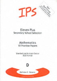 Eleven Plus Mathematics Papers : 10 Mathematics Papers - Dual Format, Paperback