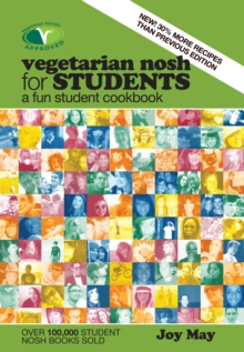 Vegetarian Nosh for Students : A Fun Student Cookbook, Paperback Book