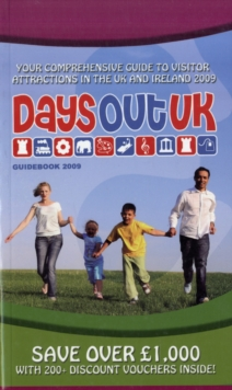 Days Out UK Guidebook, Paperback