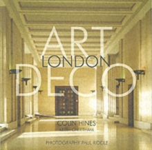 Art Deco London, Paperback Book