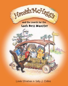 Hamish McHaggis : and the Search for the Loch Ness Monster, Paperback