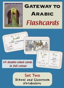 Flashcards : School and Classroom Vocabulary Set 2, Cards Book