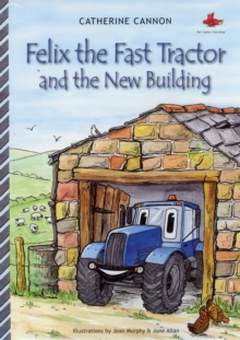 Felix and the New Building, Paperback