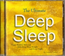 The Ultimate Deep Sleep, CD-Audio Book