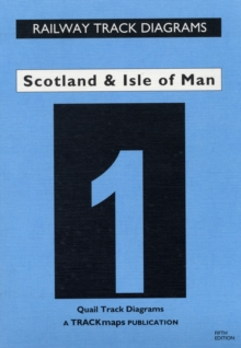 Scotland and Isle of Man : Quail Track Diagrams Bk. 1, Paperback