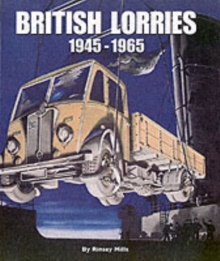 British Lorries 1945-1965, Hardback