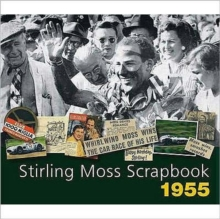 Stirling Moss Scrapbook, Hardback