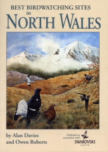Best Birdwatching Sites in North Wales, Paperback