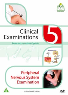 Peripheral Nervous System Examination, DVD