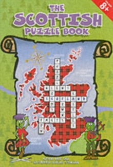 The Scottish Puzzle Book, Paperback