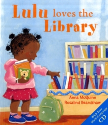 Lulu Loves the Library, Mixed media product Book