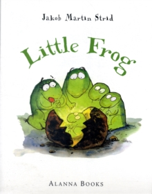 Little Frog, Paperback Book