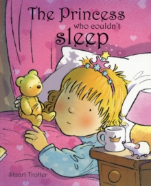 The Princess Who Couldn't Sleep, Paperback Book