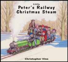 Peter's Railway Christmas Steam, Paperback