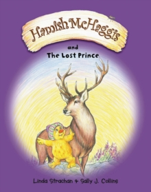 Hamish McHaggis and the Lost Prince, Paperback