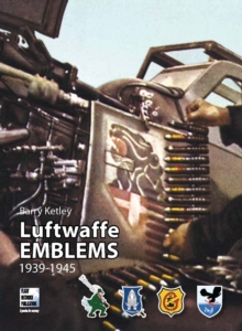Luftwaffe Emblems 1939-1945, Paperback
