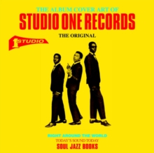 The Album Cover Art of Studio One Records, Hardback Book