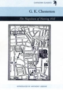 The Napoleon of Notting Hill, Paperback Book
