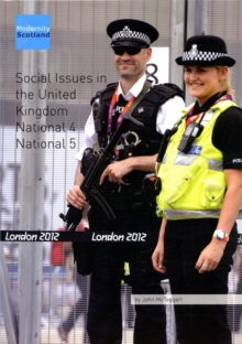 Social Issues in the United Kingdom : National 4 National 5, Paperback