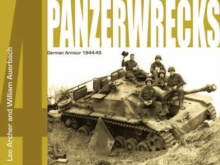Panzerwrecks 4 : German Armour 1944-45, Paperback